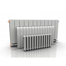 Виды радиаторов отопления - плюсы и минусы